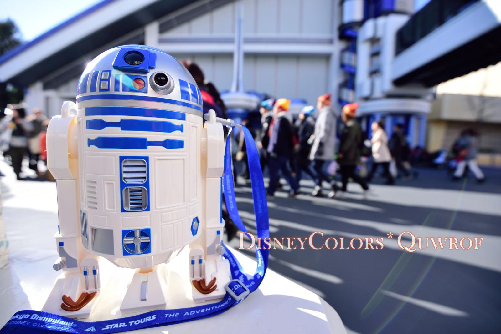 東京ディズニーランド R2-D2ポップコーンバケット