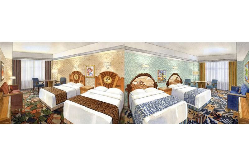 ディズニーアンバサダーホテル新客室