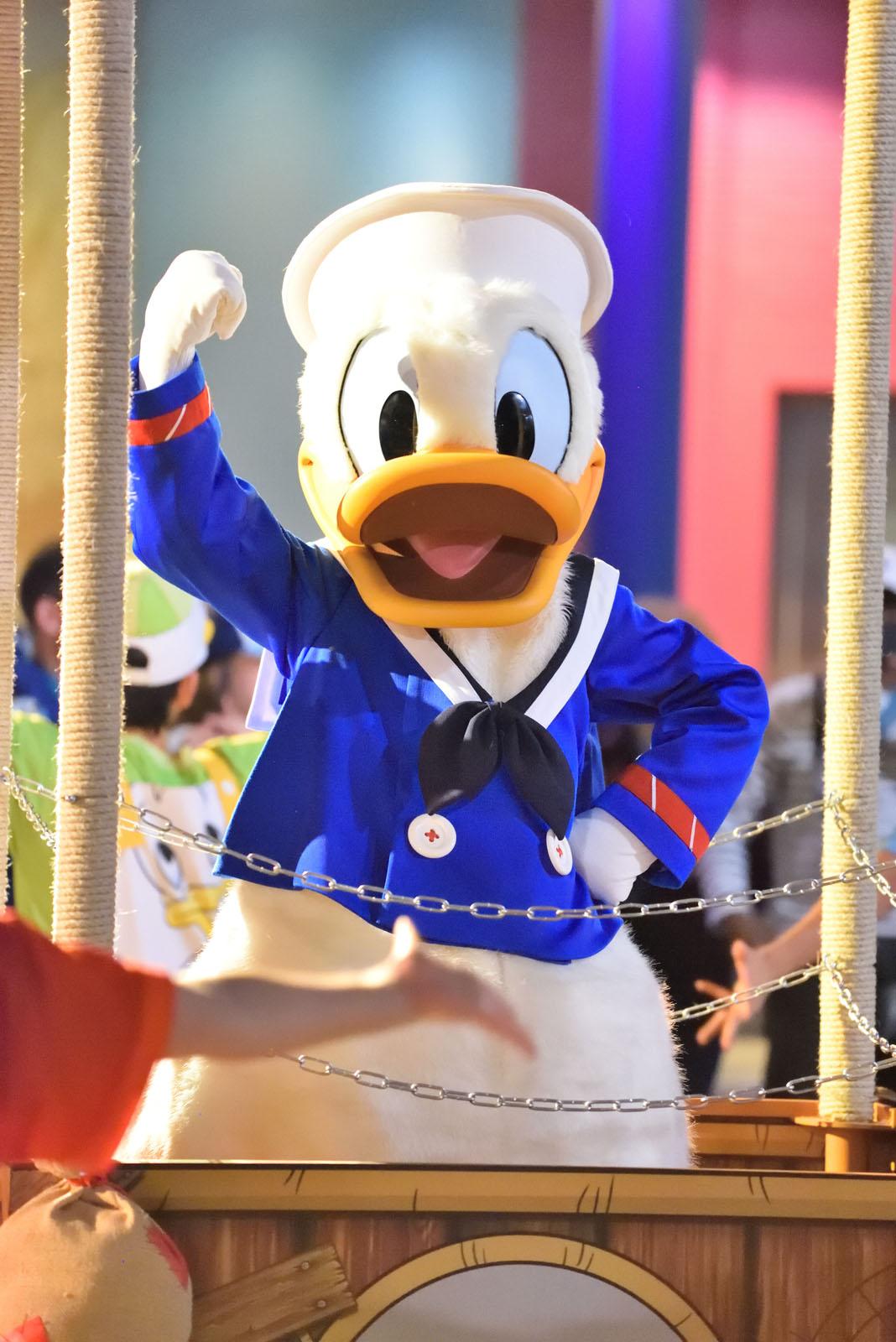 ディズニーランド・パリ ディズニー・ファンデイズ ダンス・ユア・ダックテイルズ・パレード Disneyland Paris Disney FanDaze Dance Your DuckTales Parade