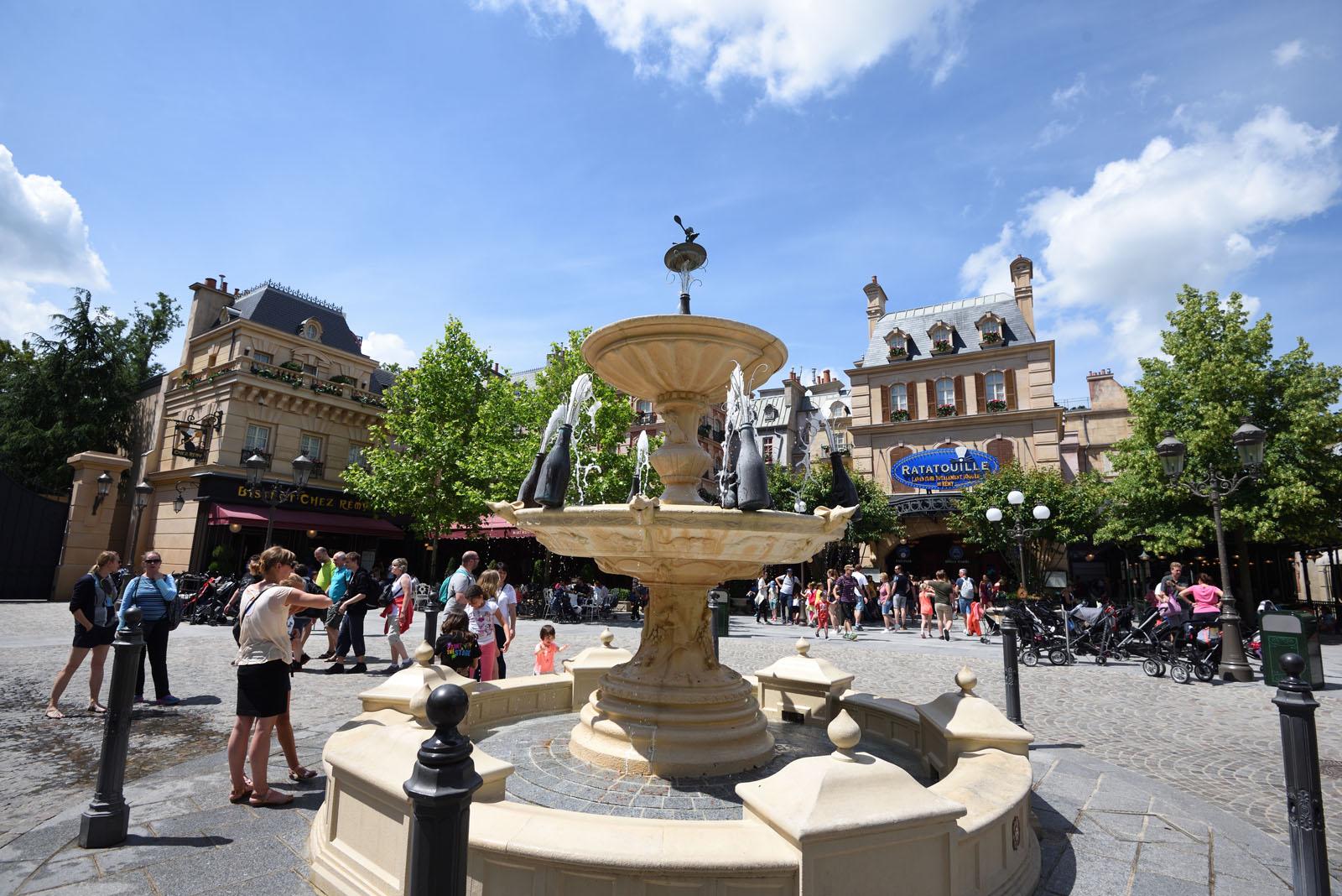 ディズニーランド・パリ レミーのおいしいレストラン:ザ・アドベンチャー Disneyland Paris Ratatouille: The Adventure