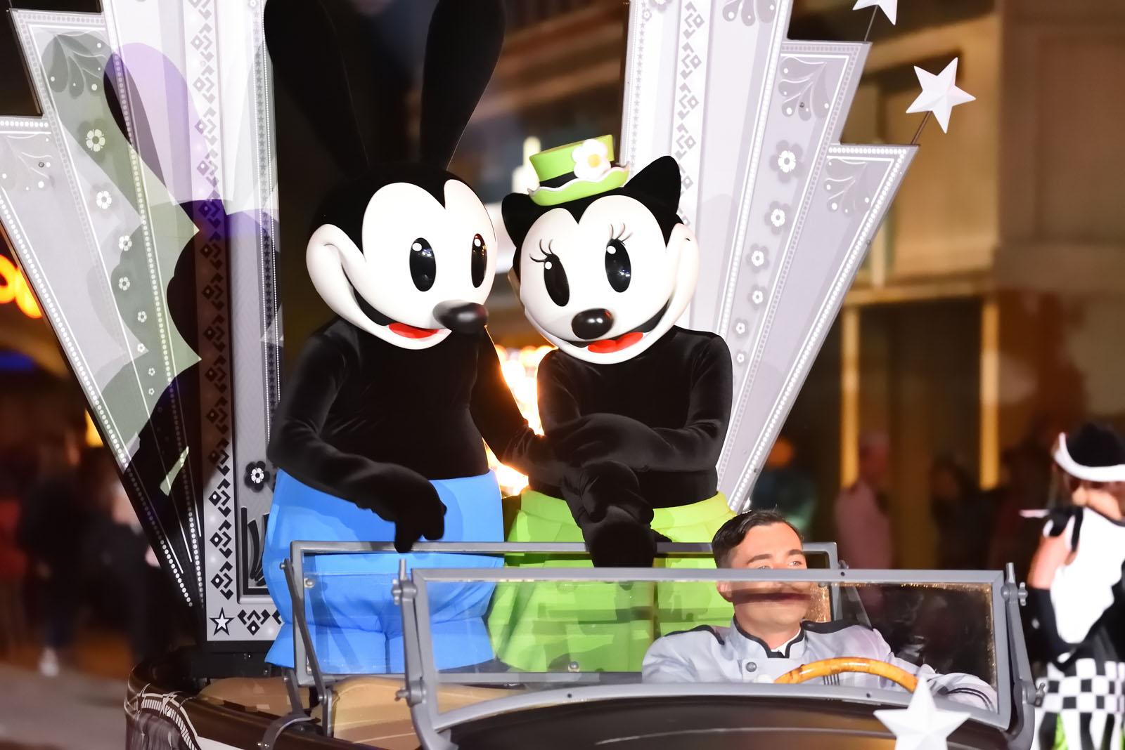 ディズニーランド・パリ ディズニー・ファンデイズ オー・マイ・オルテンシア! Disneyland Paris Disney FanDaze Oh My, Ortensia!