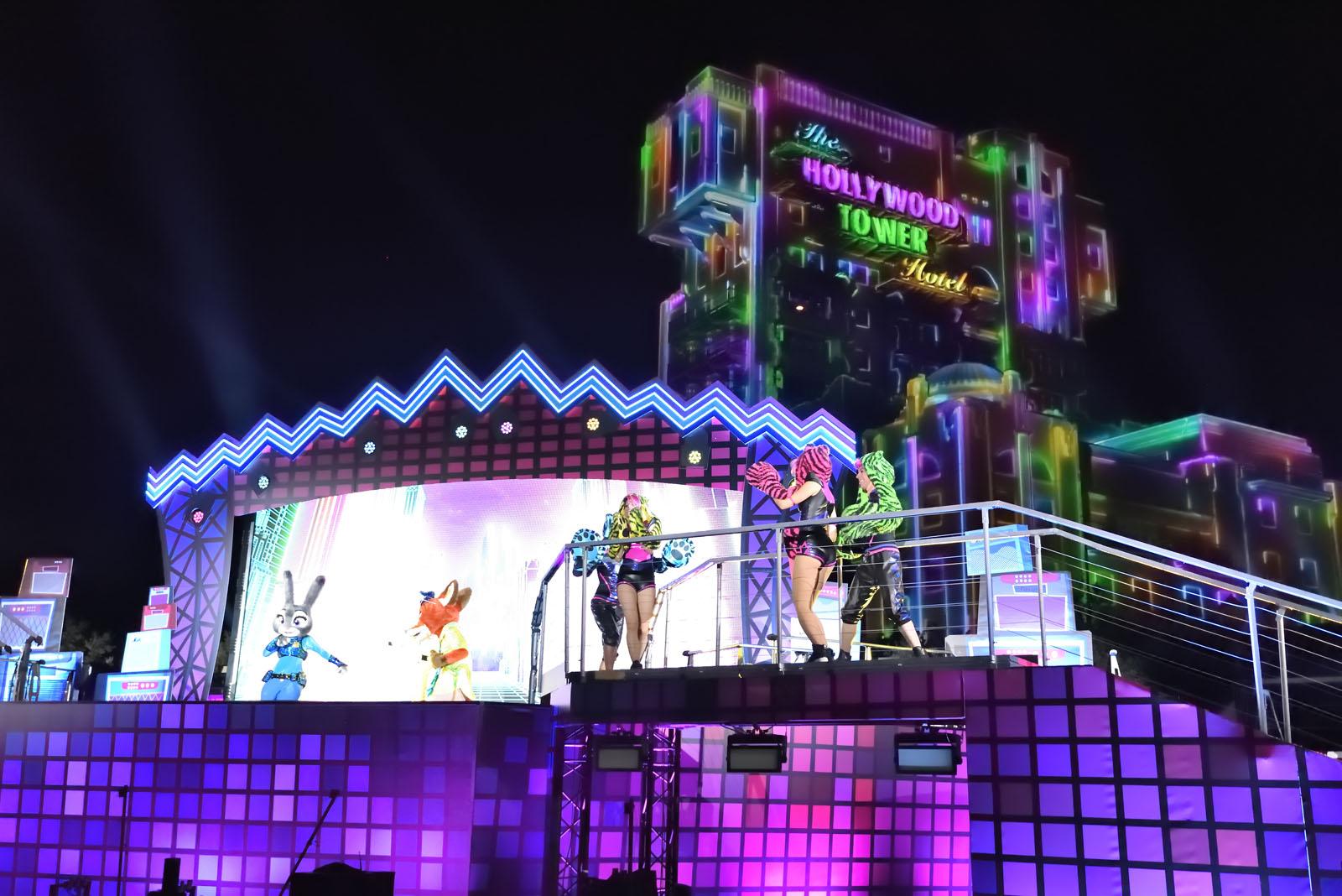 ディズニーランド・パリ ディズニー・ファンデイズ マックス・ライブ!ゲッティン・グーフィー・ウィズ・イット Disneyland Paris Disney FanDaze Max-Live! Gettin' Goofy with it