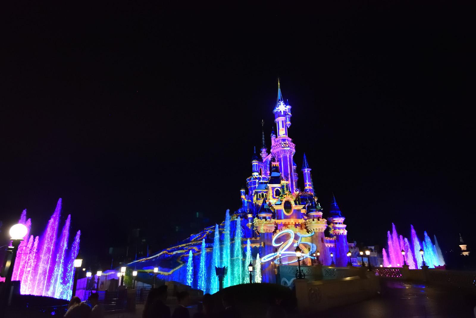 ディズニーランド・パリ Disneyland Paris