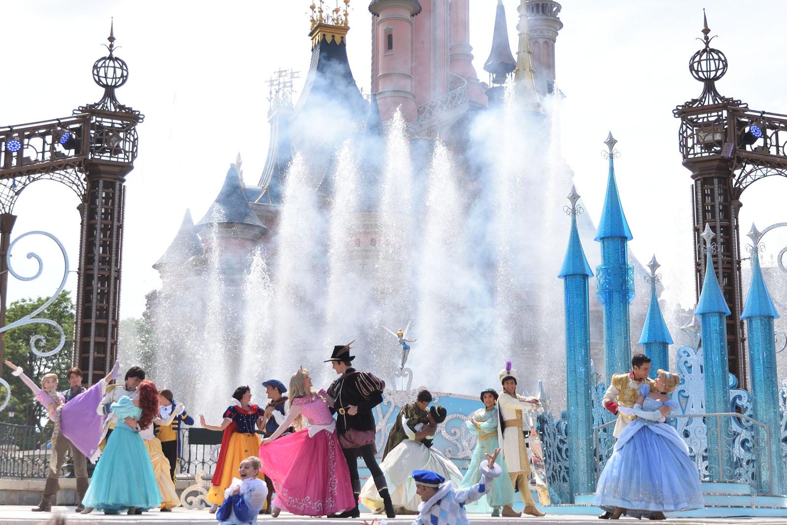 ディズニーランド・パリ スターリット・プリンセス・ワルツ Disneyland Paris The Starlit Princess Waltz