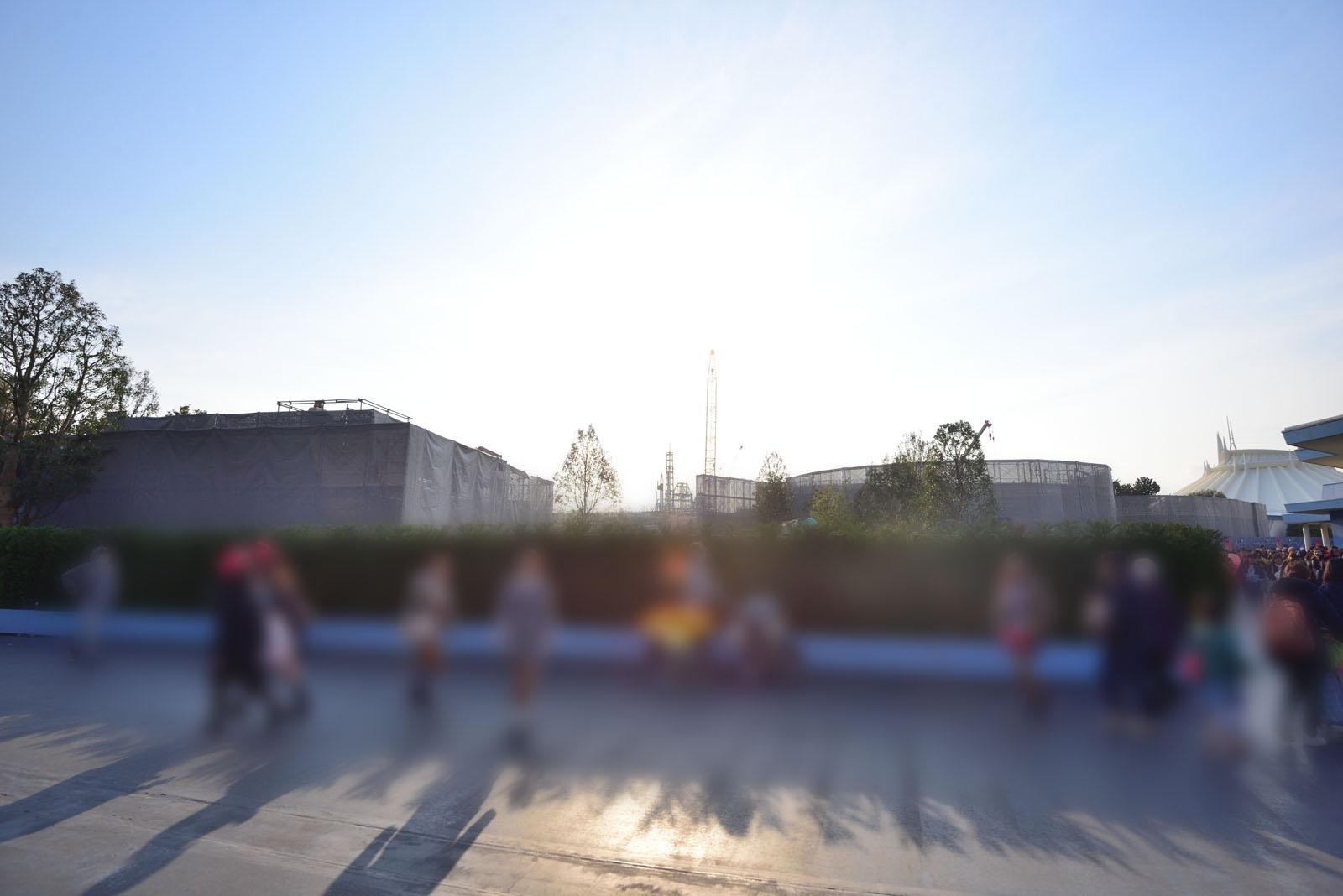 東京ディズニーランド 大規模開発 美女と野獣エリア