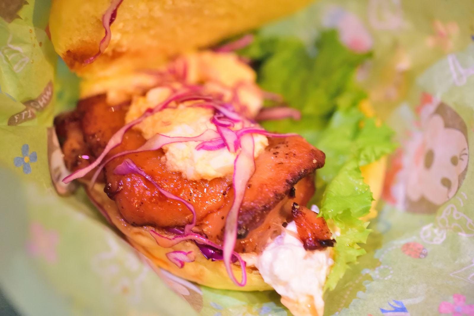 セバスチャンのカリプソキッチン ディズニー・イースター2019スペシャルセット テリヤキチキンとエッグサラダのサンド