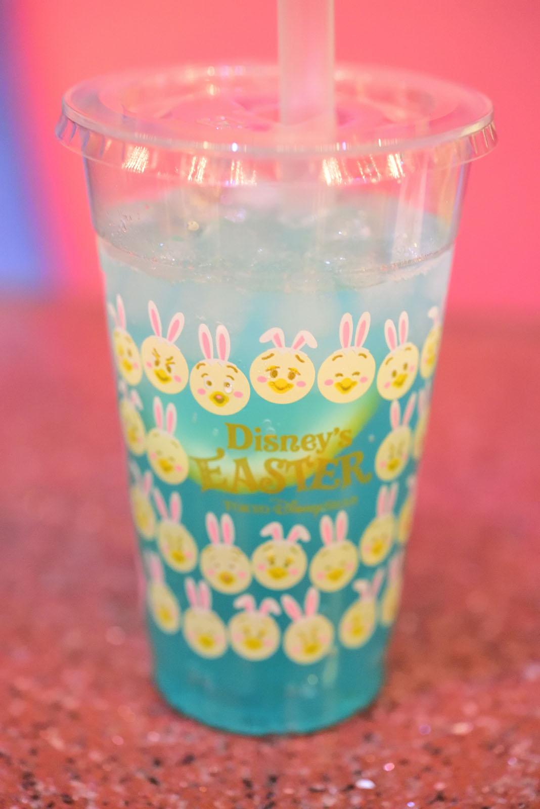 ディズニー・イースター2019 スパークリングゼリードリンク(レモン&ジンジャー)