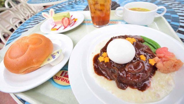 プラザパビリオン・レストラン ディズニー・イースター2019 スペシャルセット