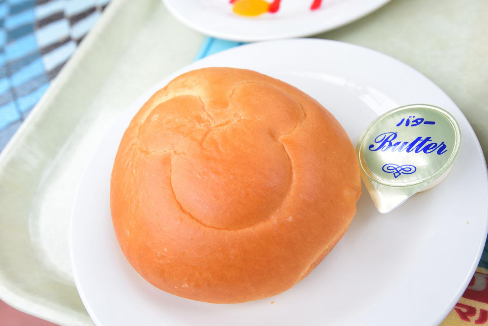 プラザパビリオン・レストラン  ディズニー・イースター2019 スペシャルセット パン