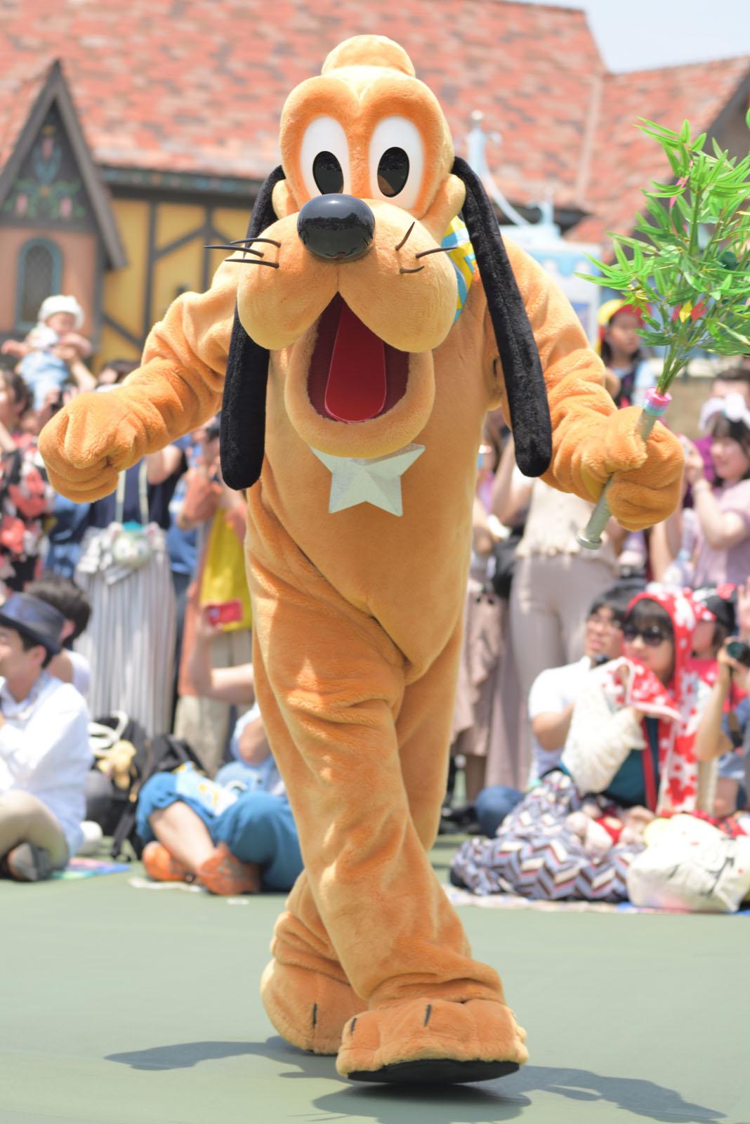 東京ディズニーランド 七夕グリーティング2019 プルート