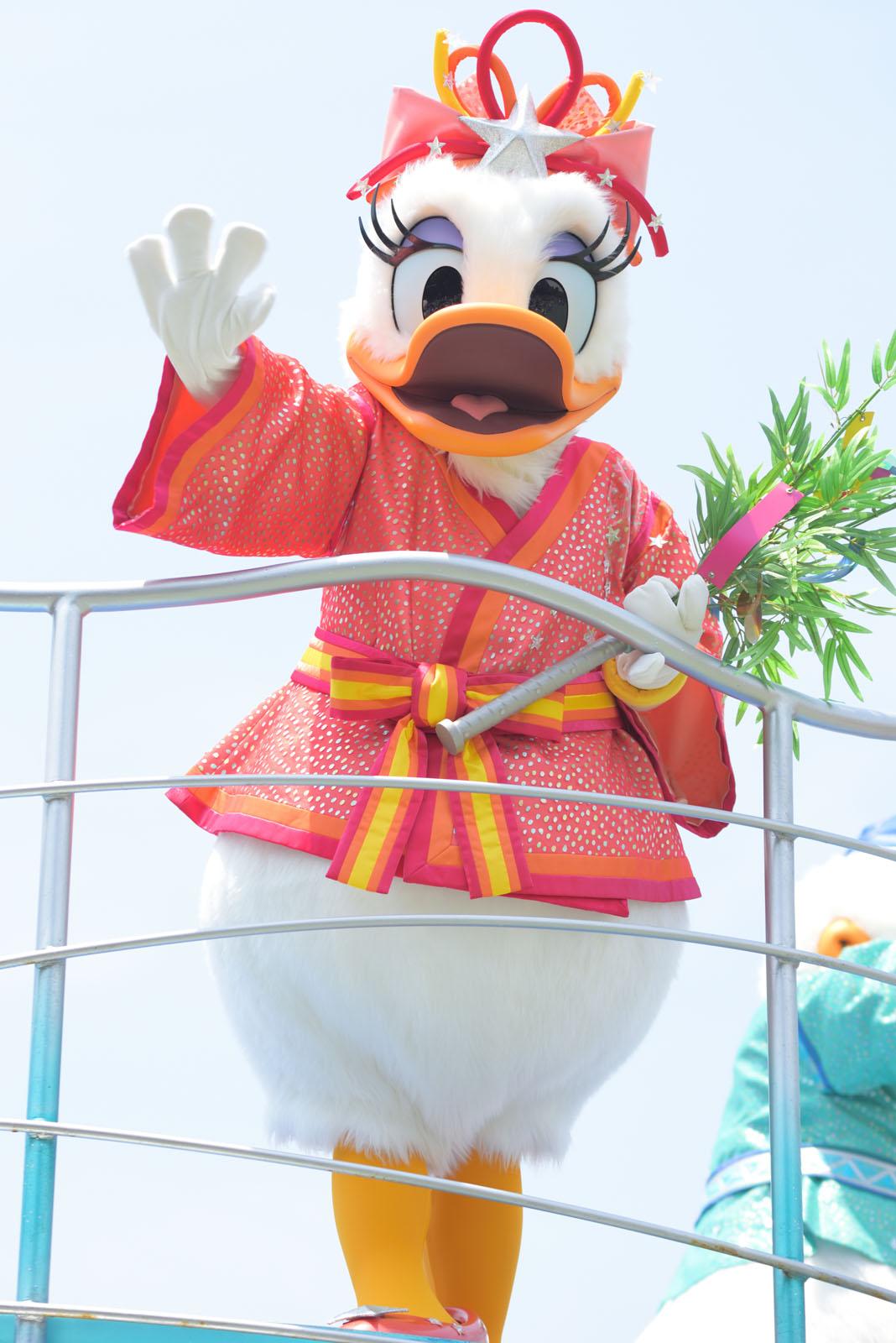 東京ディズニーランド 七夕グリーティング2019 デイジー