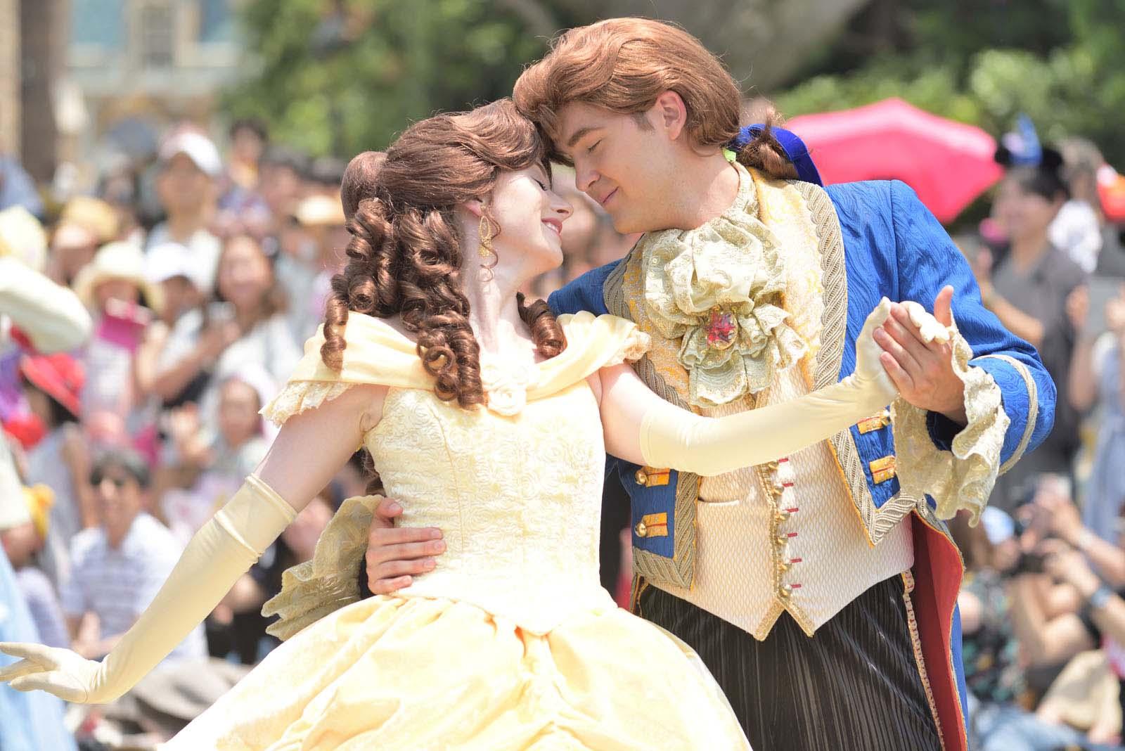東京ディズニーランド 七夕グリーティング2019 ベル 王子