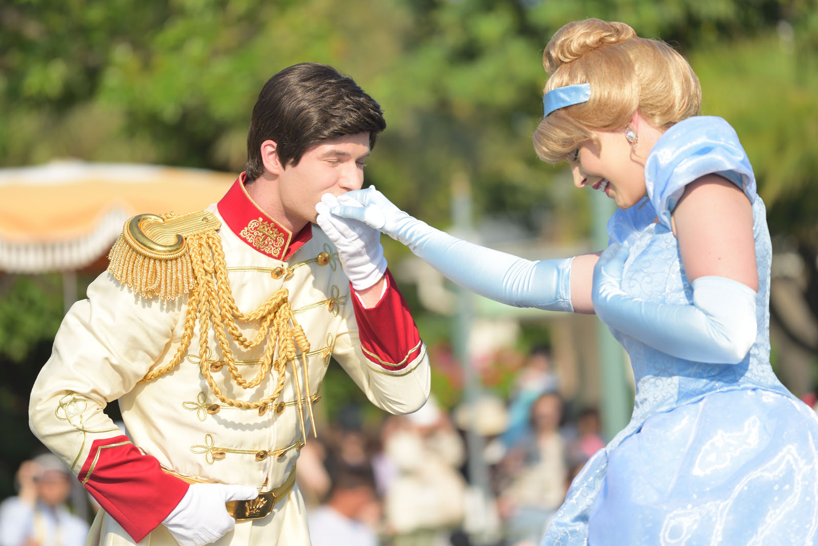 東京ディズニーランド 七夕グリーティング2019 シンデレラ チャーミング王子