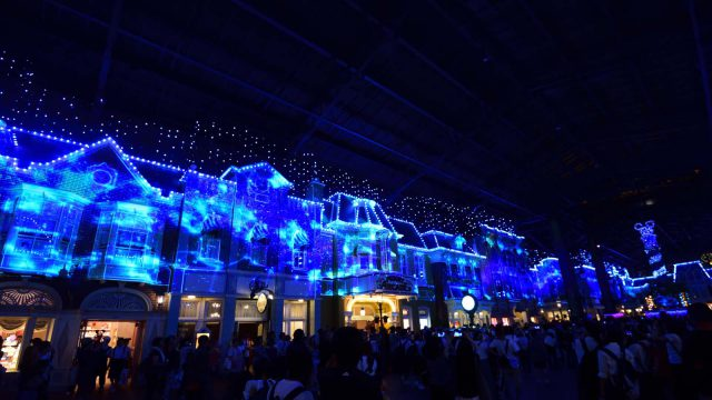 東京ディズニーランド ディズニー七夕デイズ2019 スターライト・ウィッシングプレイス