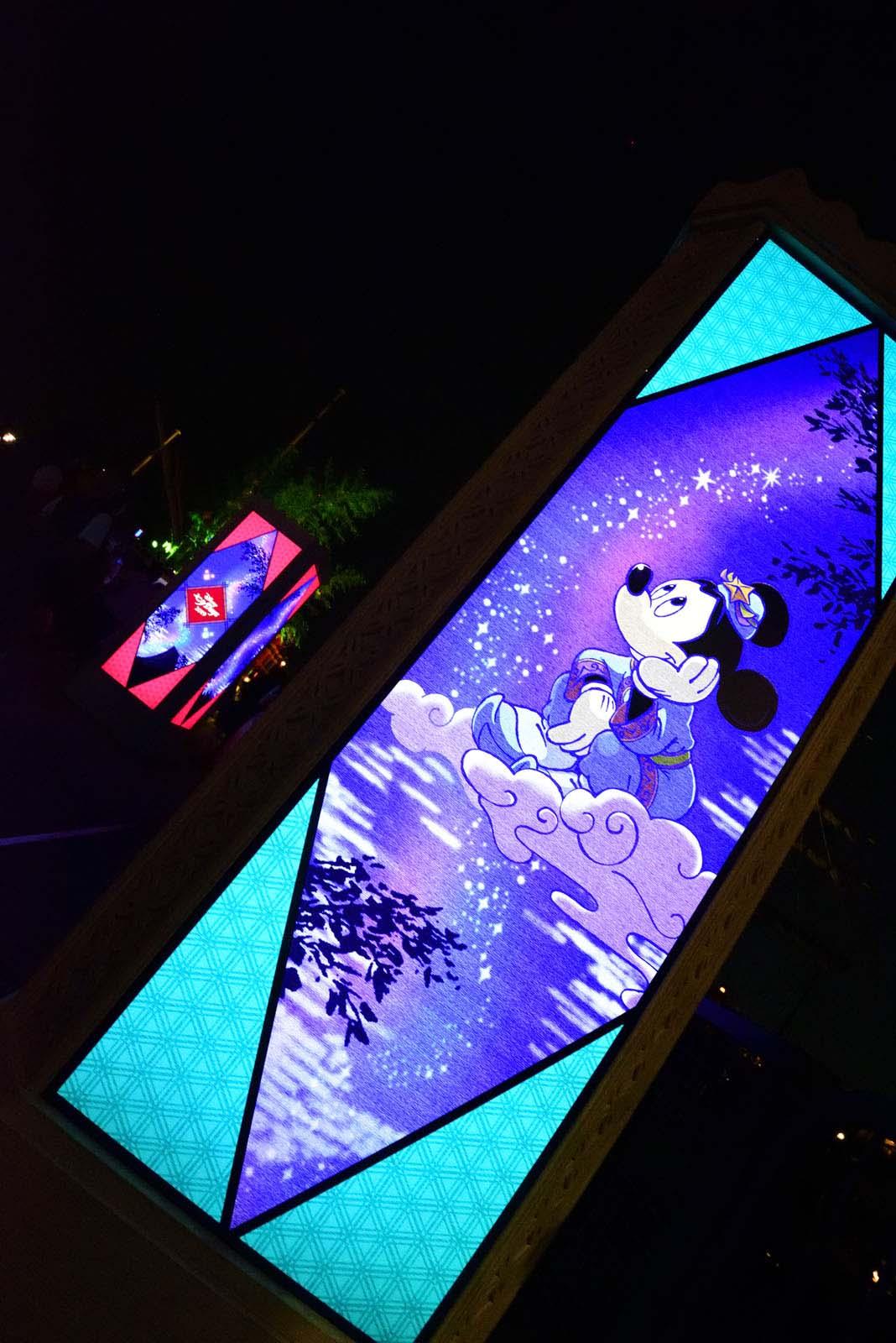 東京ディズニーシー ディズニー七夕デイズ2019 ウィッシングプレイス