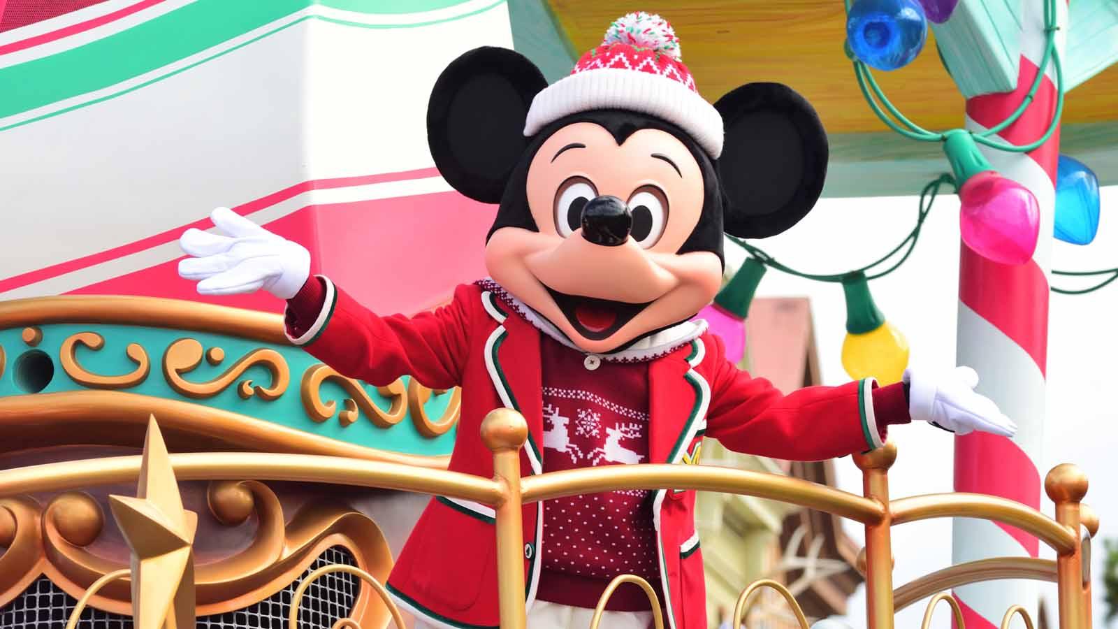ディズニー・クリスマス・ストーリーズ2018 ミッキー