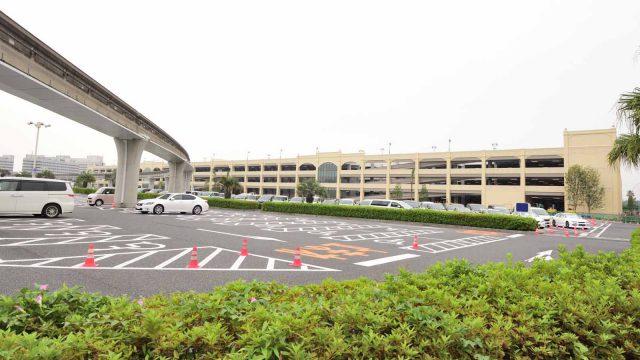 東京ディズニーランド 新立体駐車場 2019年7月下旬オープン
