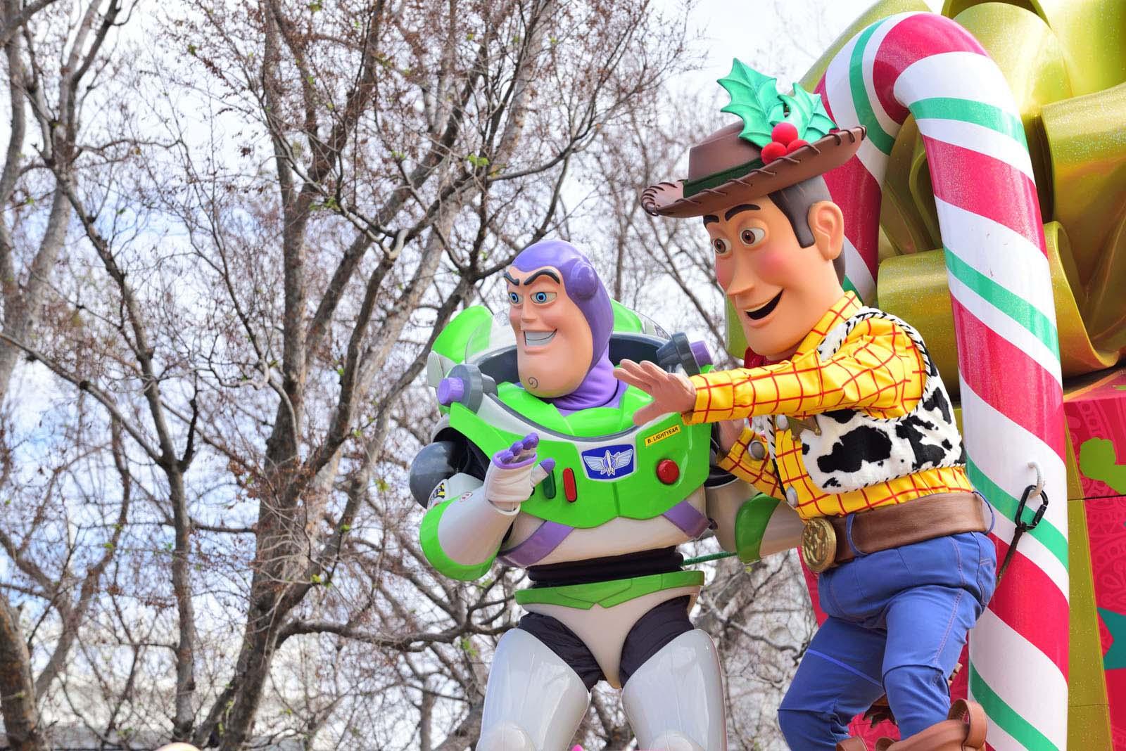 ディズニー・クリスマス・ストーリーズ2018 ウッディ バズ