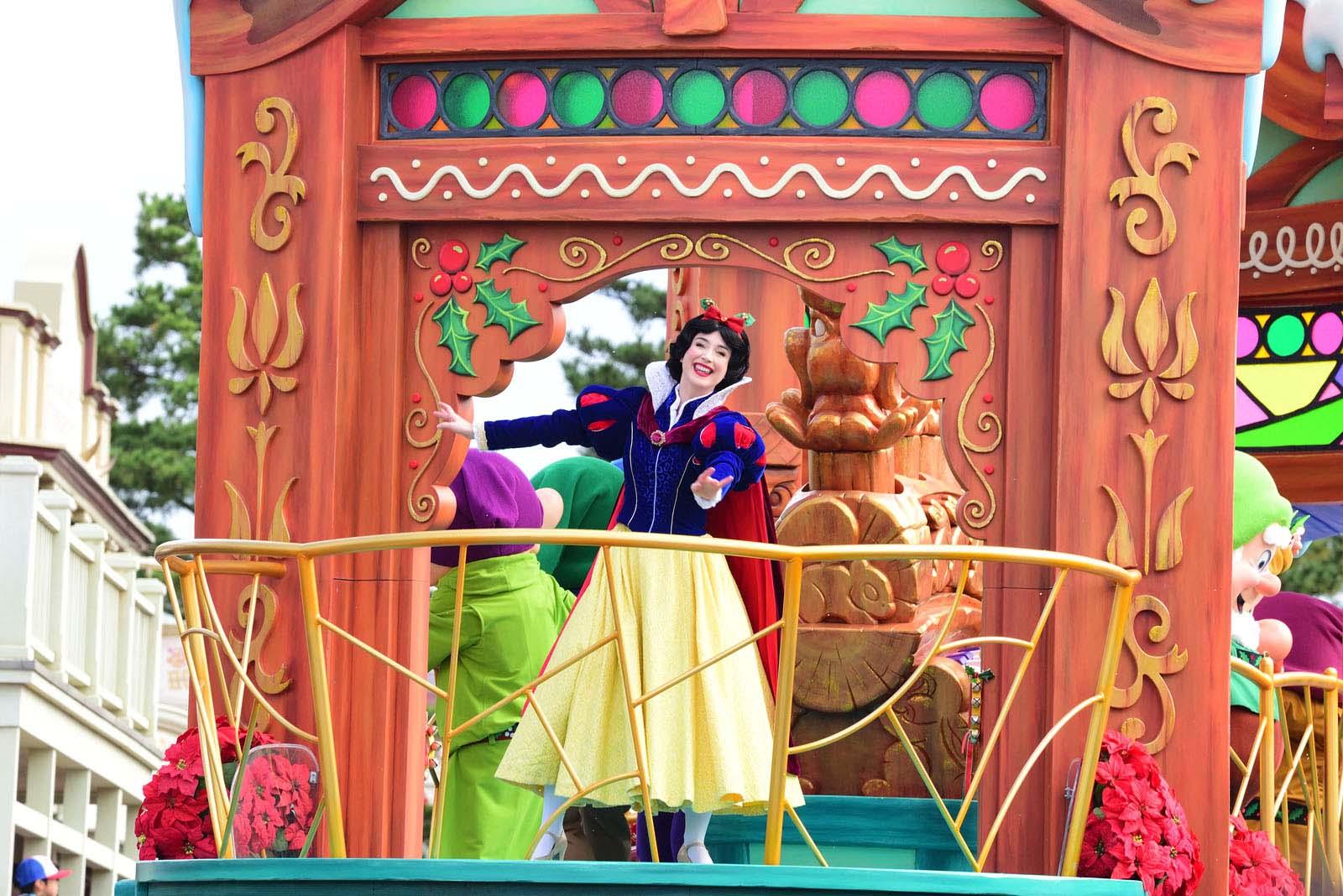 ディズニー・クリスマス・ストーリーズ2018 白雪姫