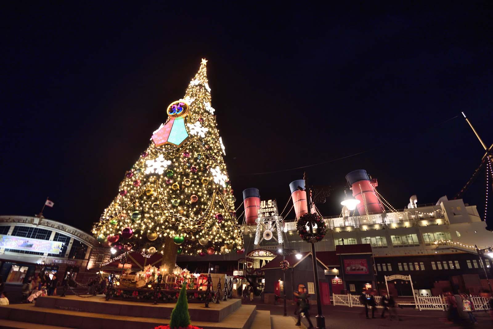 東京ディズニーシー ディズニー・クリスマス2018