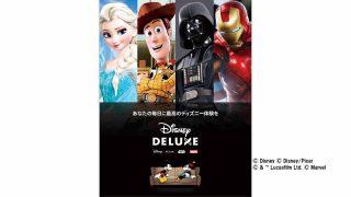 Disney DELUXE ディズニーデラックス ogp