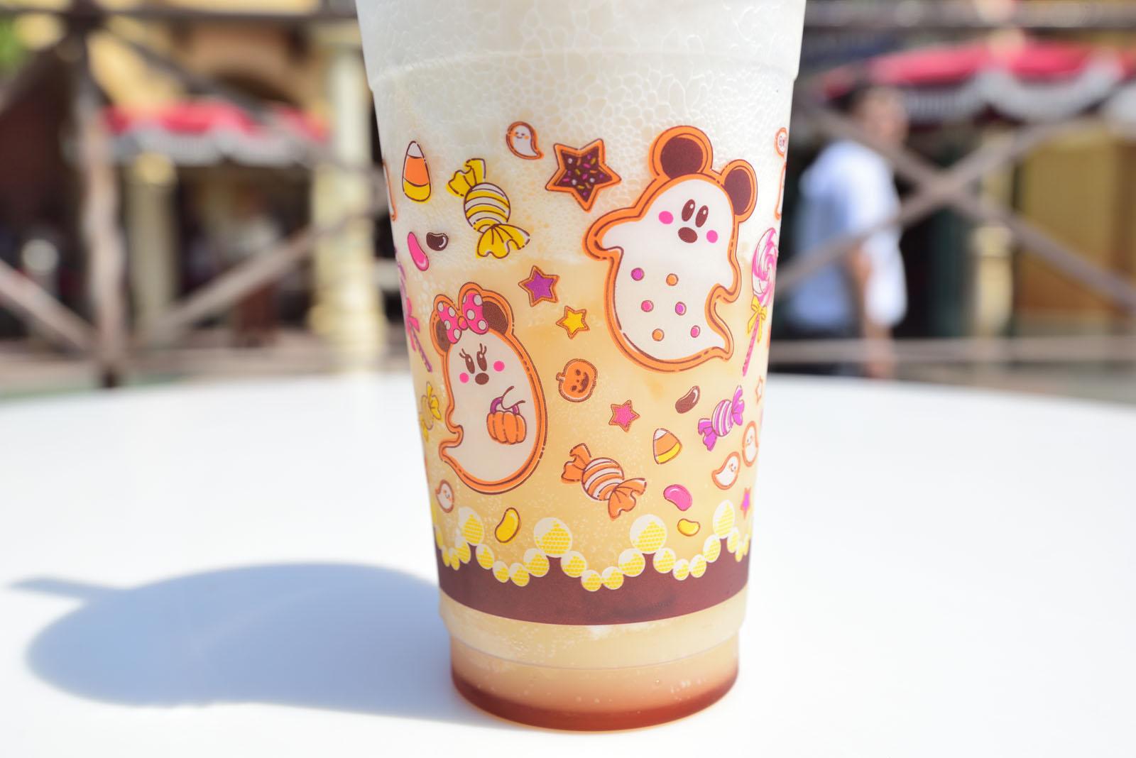 ポップコーンソーダ&ドーナツ ディズニー・ハロウィーン2019