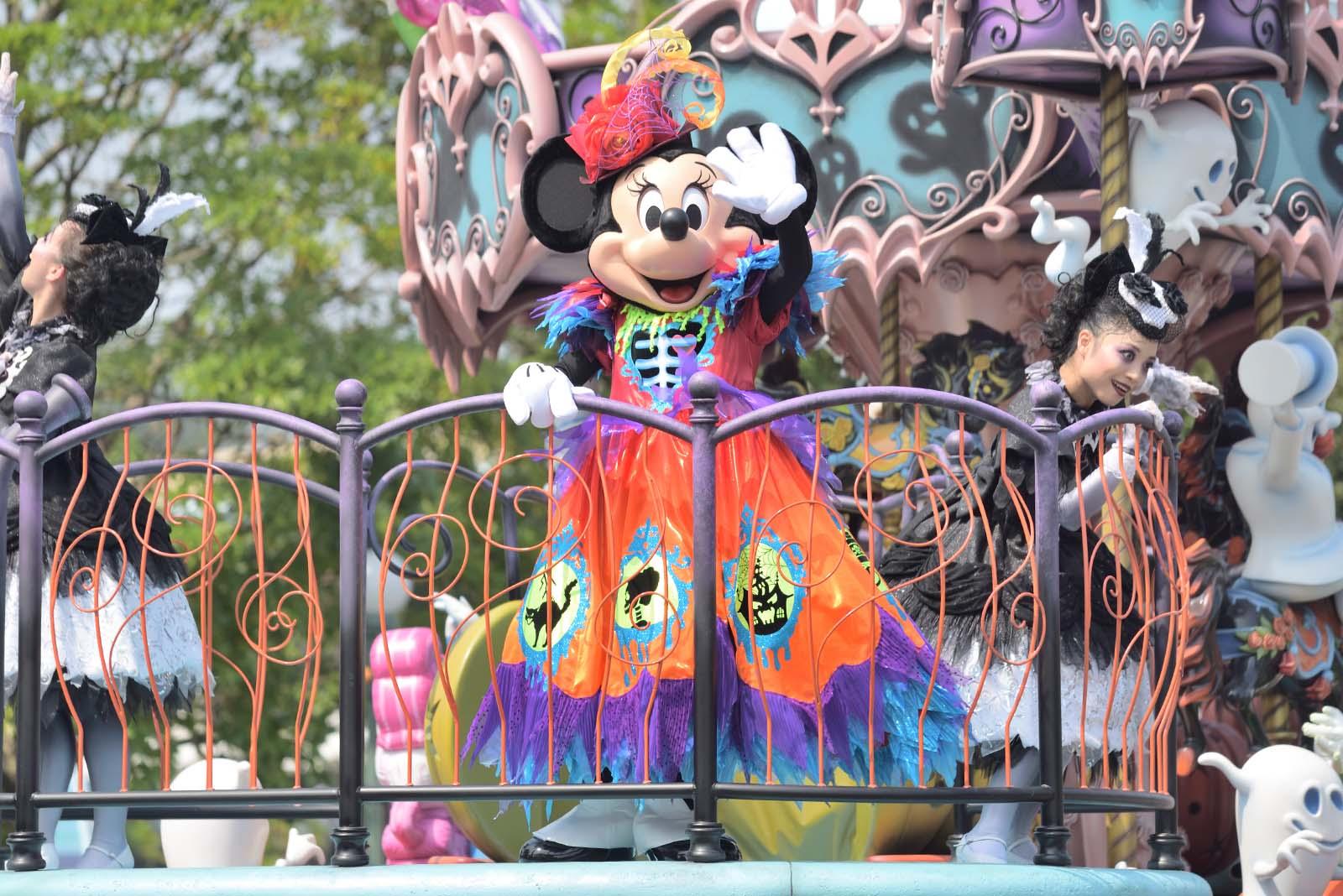 """スプーキー""""Boo!""""パレード2019"""