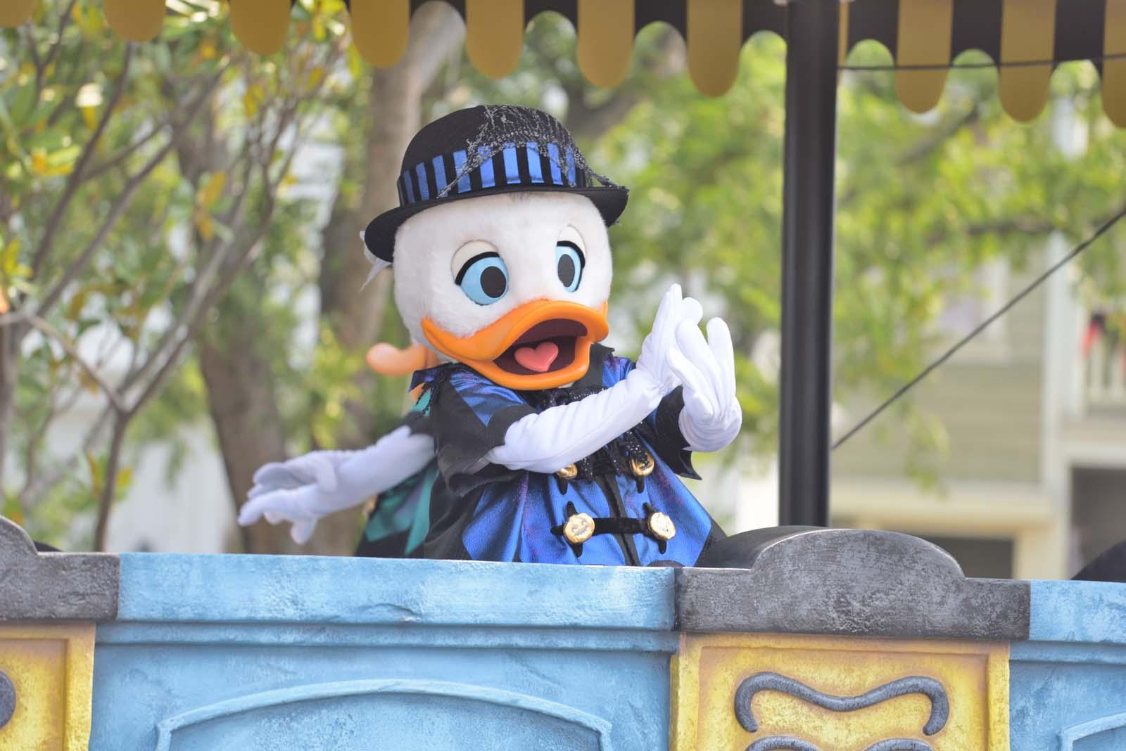 """スプーキー""""Boo!""""パレード2019 ヒューイ デューイ ルーイ"""