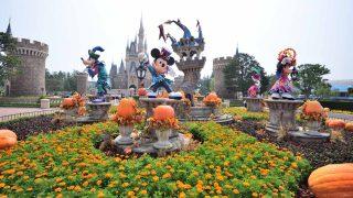 東京ディズニーランド ディズニー・ハロウィーン2019