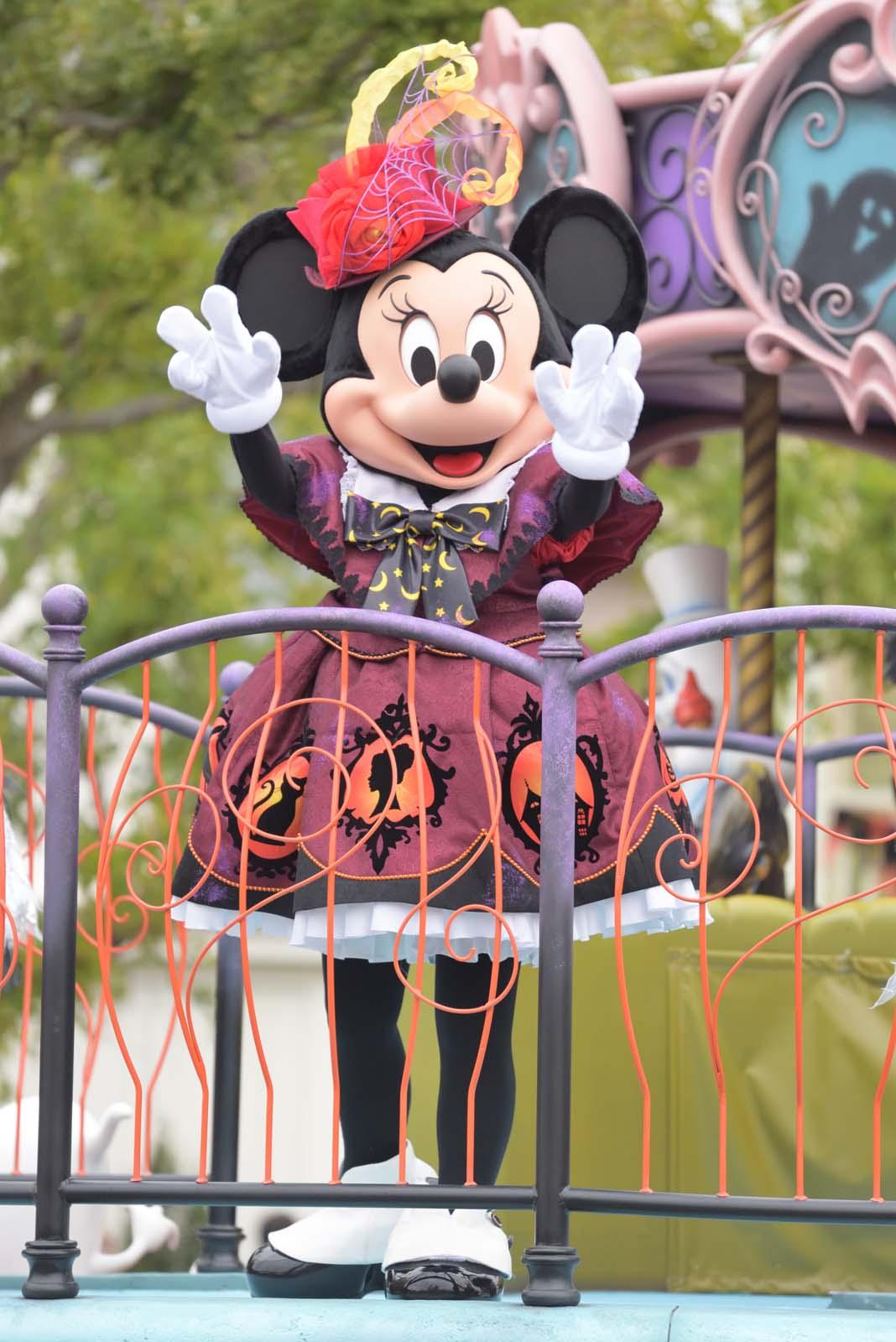 """スプーキー""""Boo!""""パレード2019 ミニー"""