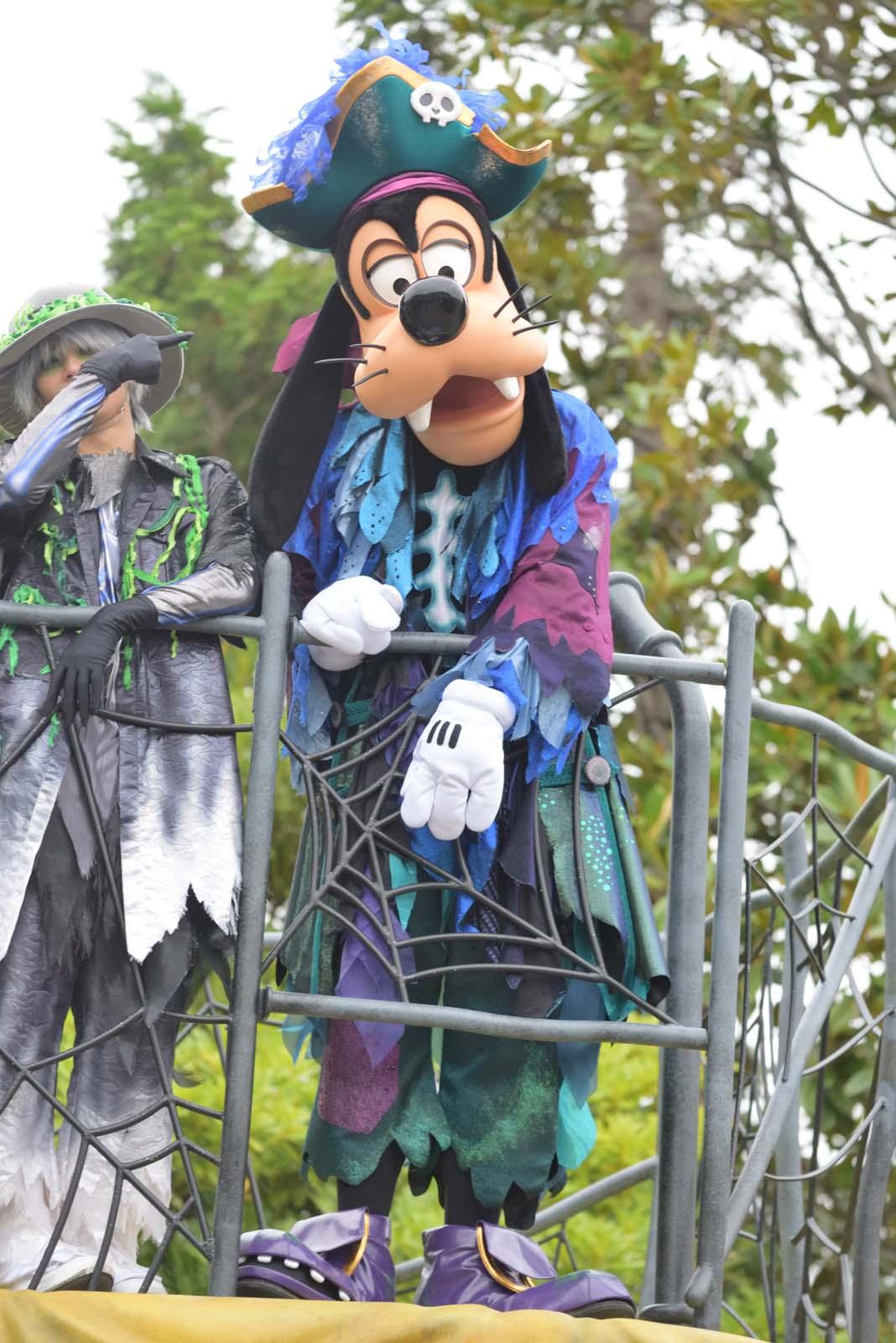 """スプーキー""""Boo!""""パレード2019 グーフィー"""