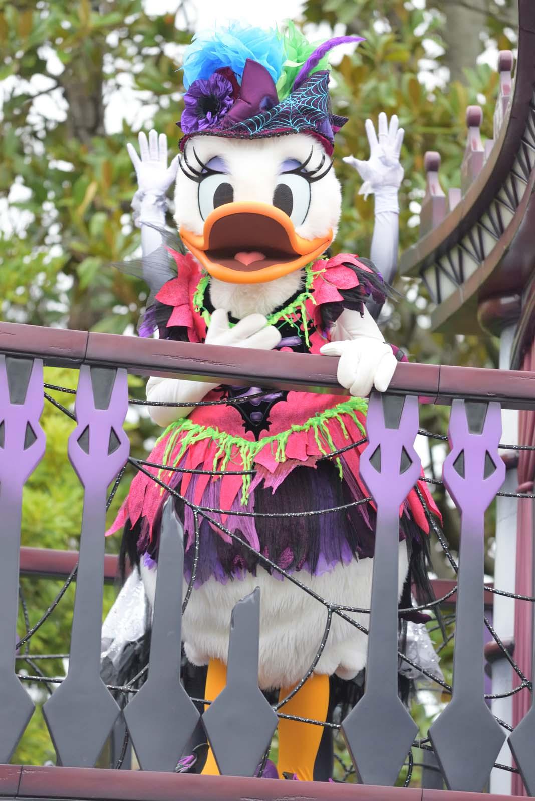 """スプーキー""""Boo!""""パレード2019 デイジー"""