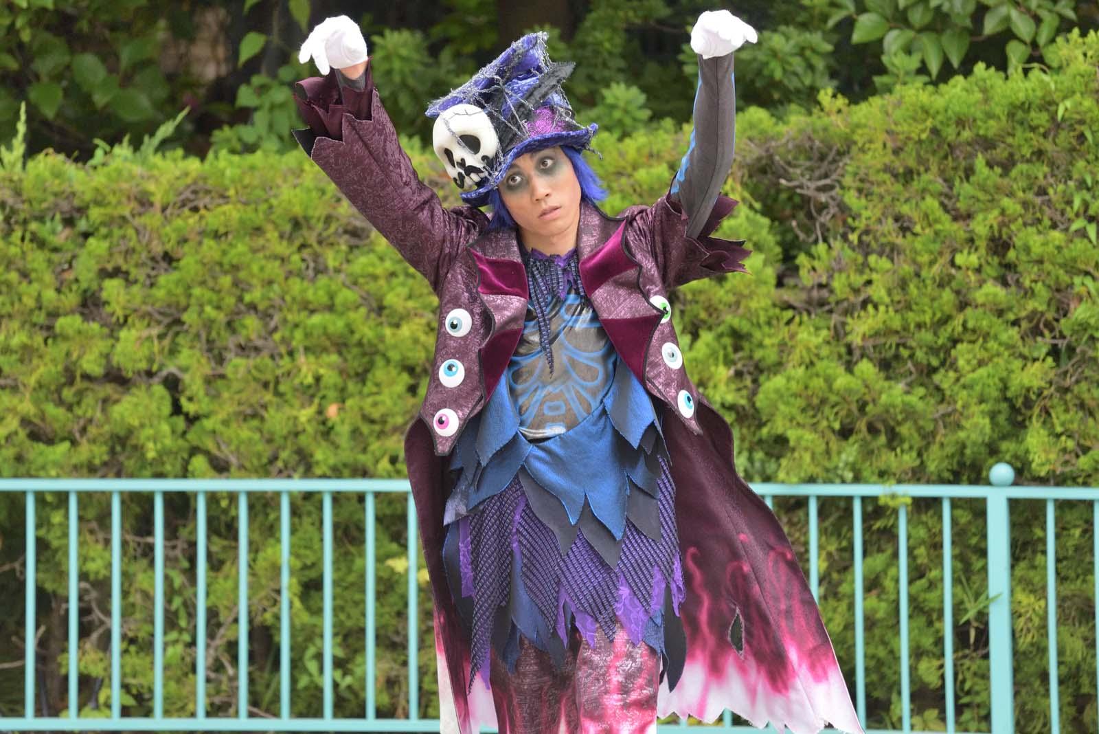 """スプーキー""""Boo!""""パレード2019 ダンサー"""