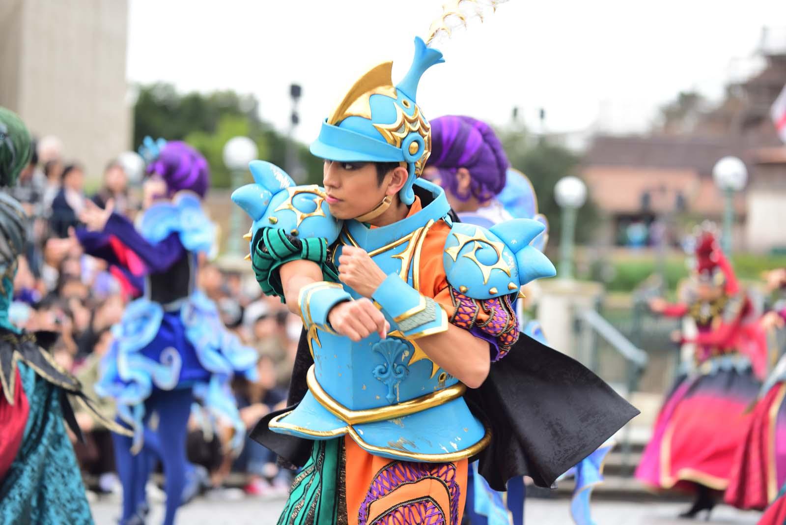 フェスティバル・オブ・ミスティーク2019 ダンサー