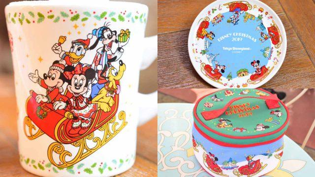 東京ディズニーランド ディズニー・クリスマス2019 スーベニア