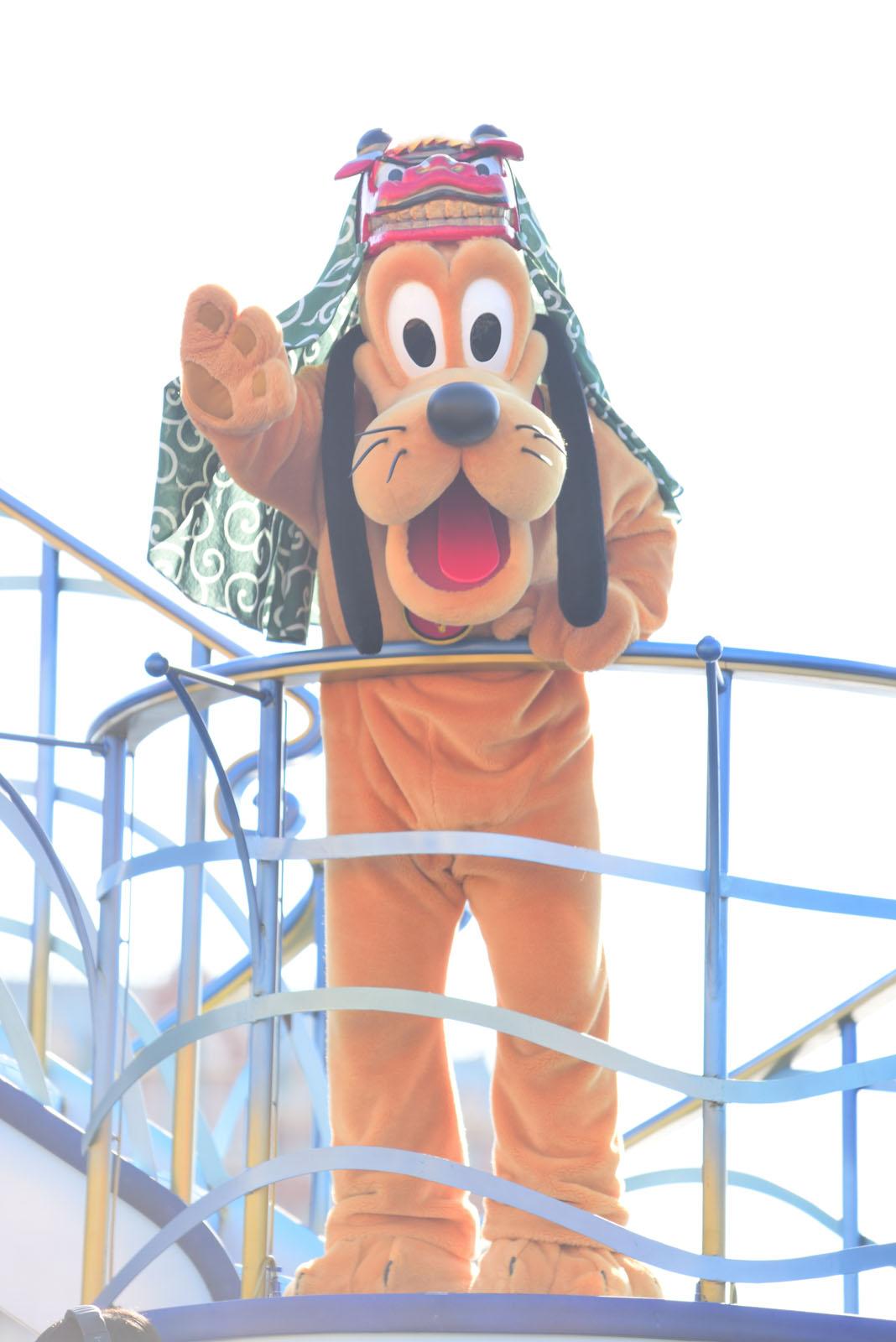 東京ディズニーシー ニューイヤーズ・グリーティング 2020