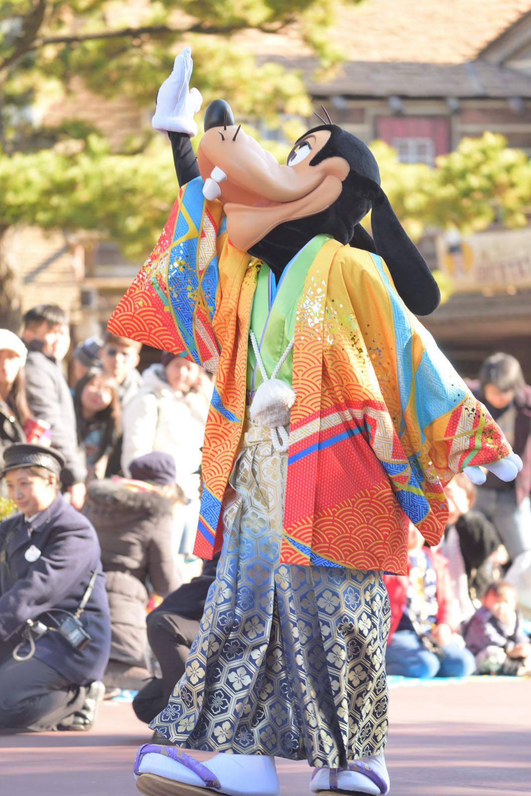 東京ディズニーランド ニューイヤーズ・グリーティング 2020
