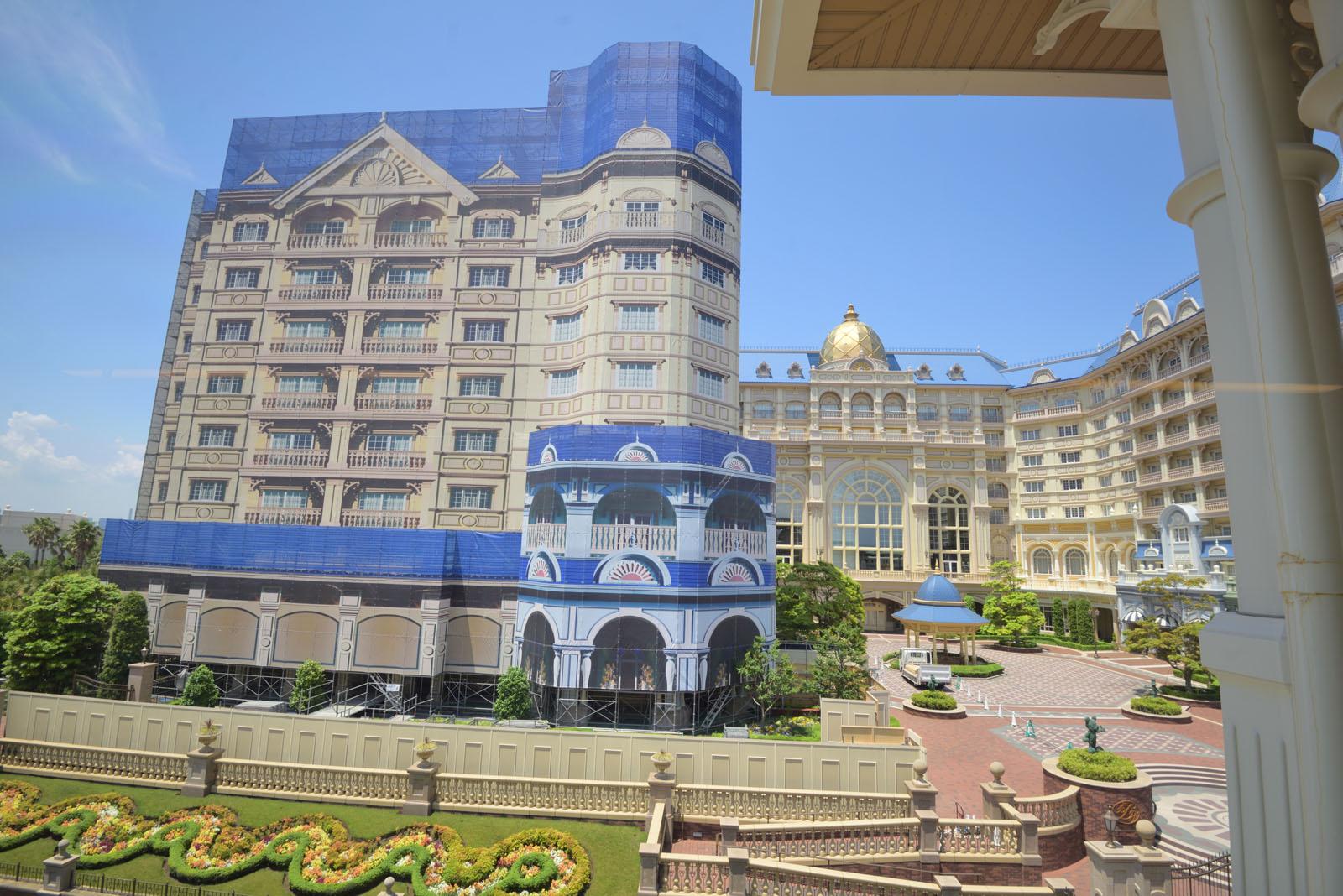 東京ディズニーランドホテル 臨時休館