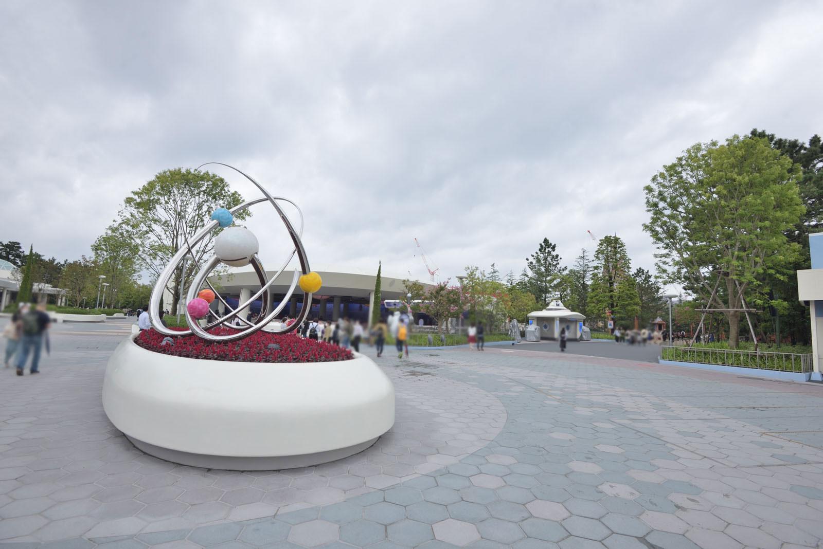 東京ディズニーランド 新エリア ベイマックスのハッピーライド