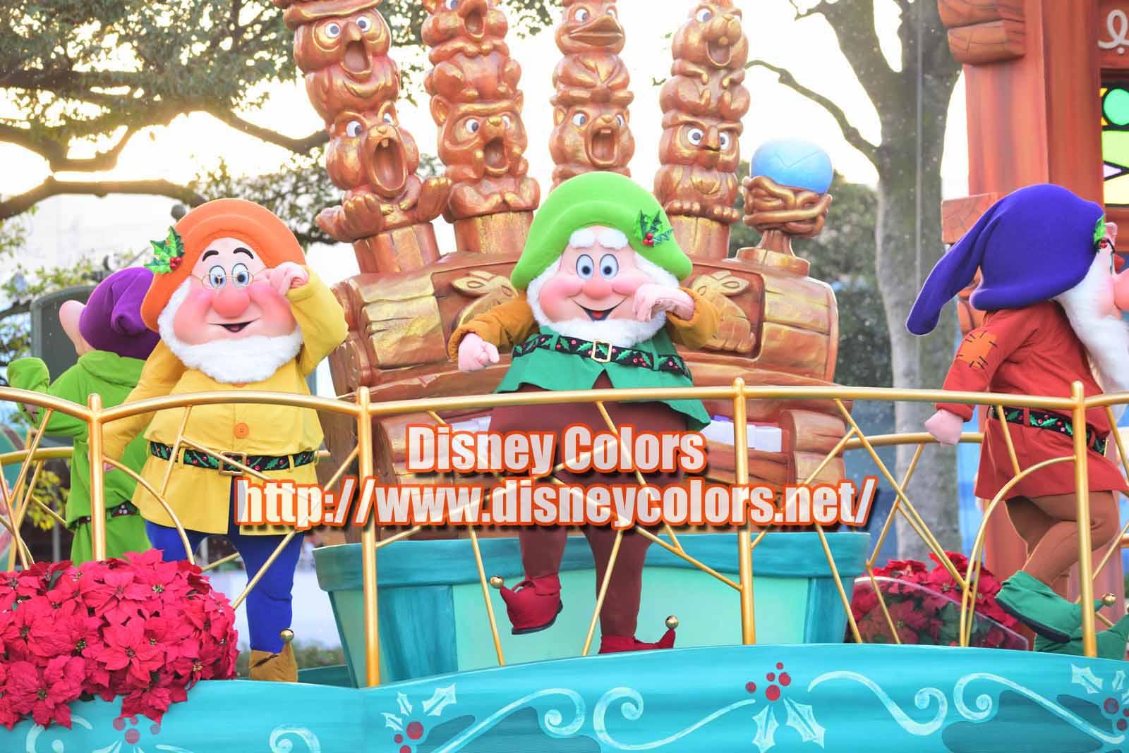 ディズニー・クリスマス・ストーリーズ2019 白雪姫 七人のこびと
