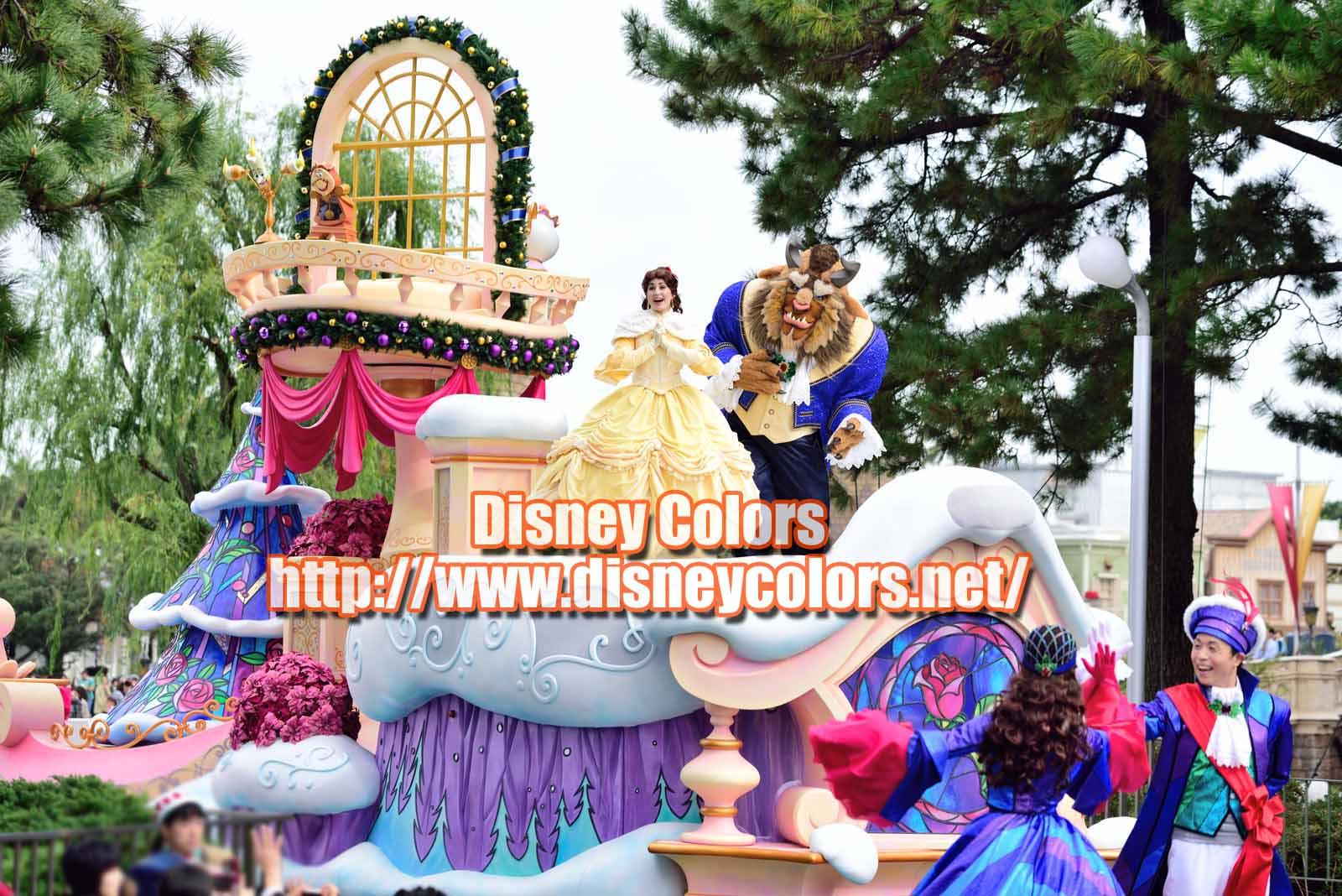 ディズニー・クリスマス・ストーリーズ2019 ベル ビースト