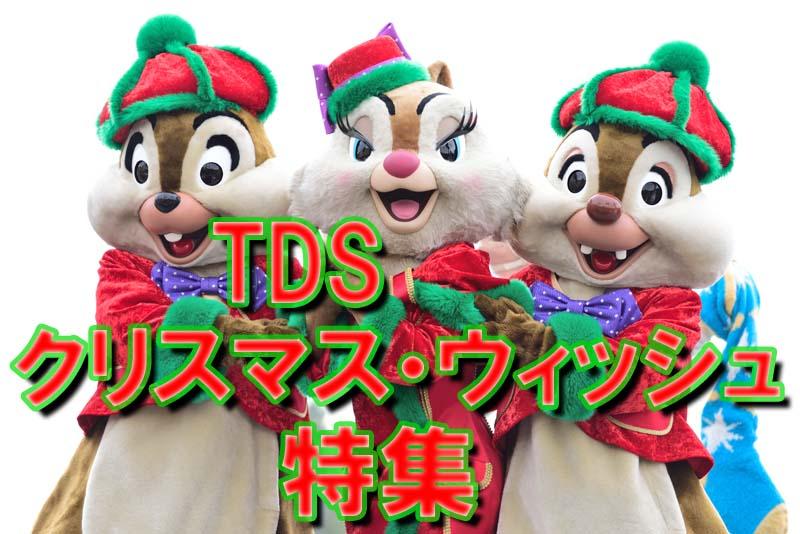 東京ディズニーシー『クリスマス・ウィッシュ2016』特集