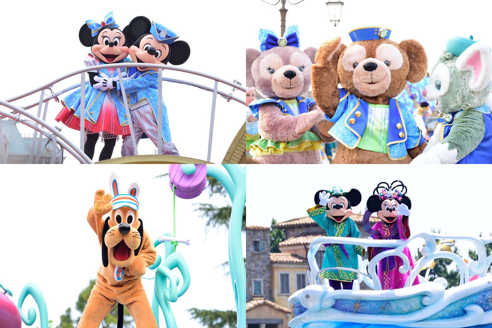 両パークで「ディズニー七夕デイズ2016」がスタート!パークレポート
